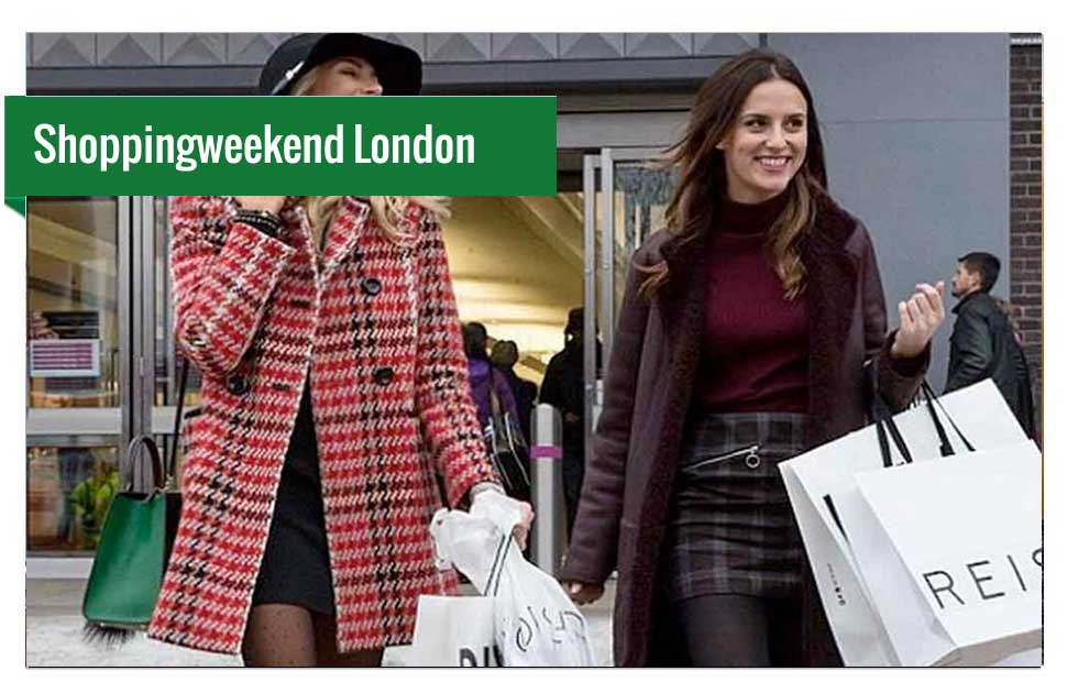 Shoppingweekend London