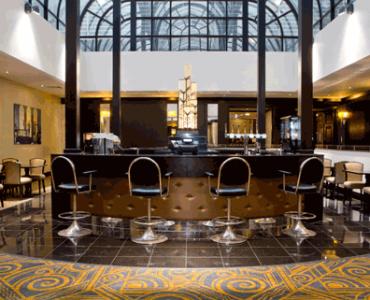 Bar på President hotell London