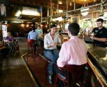 Pub på Royal national hotell