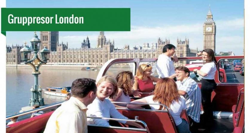 Gruppresor London