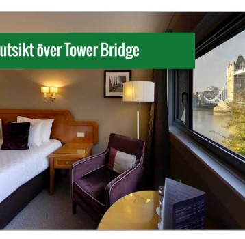 Tower A Gouman hotell London